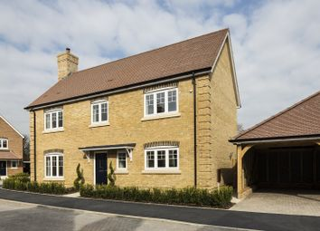 Thumbnail 3 bed detached house for sale in The Street, Mortimer, Reading