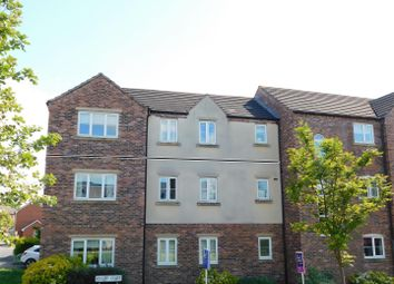 Thumbnail 2 bed flat for sale in Kidger Close, Shepshed, Leicestershire
