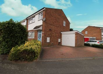 3 bed semi-detached house for sale in Holly Close, Biggleswade SG18