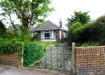 Thumbnail 3 bed bungalow for sale in The Little Hut, Coles Avenue, Poole