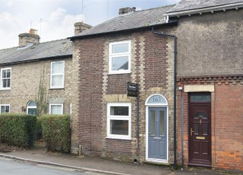 Thumbnail 2 bed end terrace house for sale in Out Westgate, Bury St. Edmunds