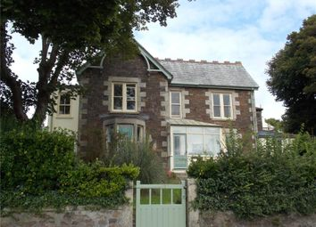 Thumbnail 4 bedroom flat for sale in Clinton Road, Redruth