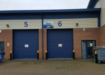 Thumbnail Warehouse to let in Helix Business Park 5/6, Camberley, Surrey