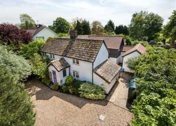 Thumbnail 5 bed cottage for sale in Frog End, Great Wilbraham, Cambridge