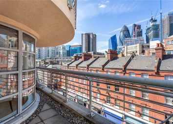 Thumbnail 2 bedroom flat to rent in St Clements House, Leyden Street, London
