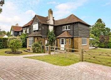 Thumbnail 4 bed semi-detached house for sale in Wayside, Chipperfield, Kings Langley, Hertfordshire