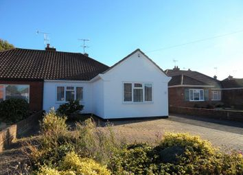 Thumbnail 3 bed semi-detached bungalow for sale in Melrose Close, Worthing