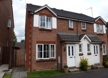Thumbnail 3 bed semi-detached house for sale in Brigadier Close, Yeovil
