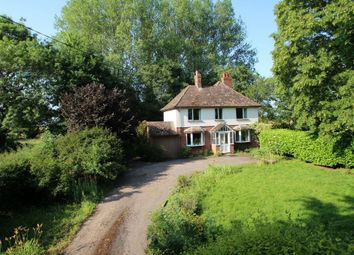 Thumbnail 3 bed detached house for sale in Middlewood Green, Stowmarket, Suffolk