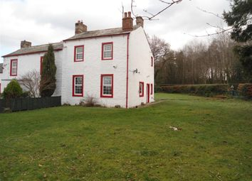 Thumbnail 2 bed semi-detached house to rent in Southwaite, Carlisle