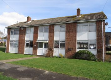 Thumbnail 1 bed flat for sale in Hythe Crescent, Seaford