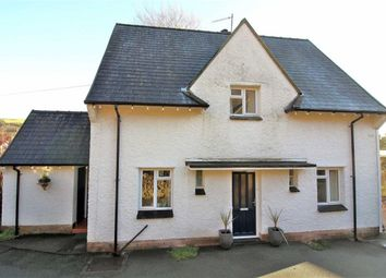 Thumbnail 4 bed detached house for sale in Coed Y Gelli, Woodlands Road, Llanidloes, Powys
