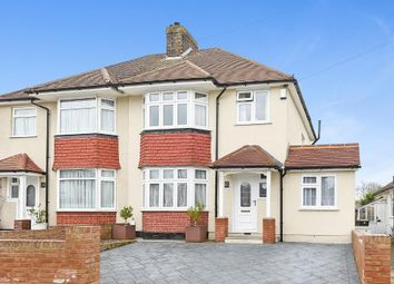 Thumbnail 4 bed semi-detached house for sale in Kynaston Road, Orpington, Kent
