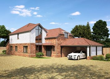 Thumbnail 4 bed country house for sale in Newport Road, Woburn Sands