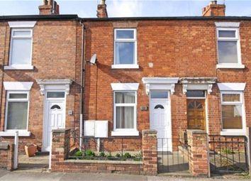 Thumbnail 2 bed terraced house to rent in Thrumpton Lane, Retford