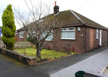 Thumbnail 2 bed semi-detached bungalow for sale in Teasdale Close, Chadderton, Greater Manchester