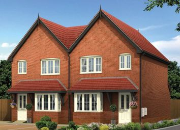 "Thumbnail 3 bed semi-detached house for sale in ""Wyre"" at Victoria Road, Macclesfield"