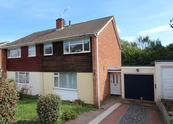 Thumbnail 3 bed semi-detached house to rent in Crockerne Drive, Pill, Bristol