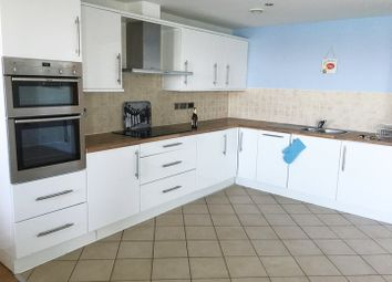Thumbnail 2 bed flat to rent in Doc Fictoria, Newport