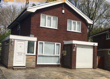 Thumbnail 4 bedroom detached house for sale in Woburn Avenue, Bolton
