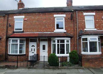 Thumbnail 2 bed terraced house for sale in Hamsterley Street, Darlington