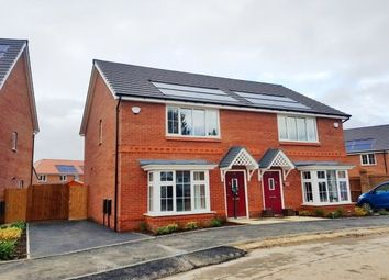 Thumbnail 3 bed semi-detached house to rent in Newhaven Road, Stockport