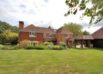 Thumbnail 5 bed detached house for sale in Bonnington, Ashford, Kent