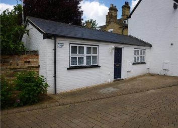 Thumbnail 1 bed terraced bungalow to rent in Terrill Close, Huntingdon