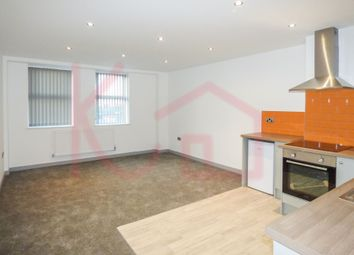 Thumbnail 1 bed flat to rent in 112 St Peter's House, Doncaster