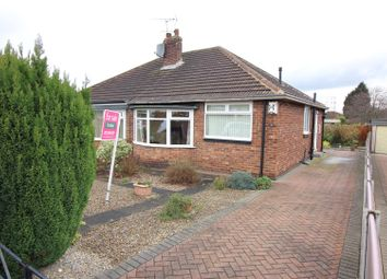 Thumbnail 2 bedroom semi-detached bungalow for sale in Kennerleigh Grove, Whitkirk, Leeds
