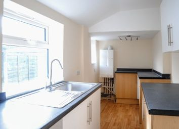 Thumbnail 2 bed terraced house to rent in Rawlins Street, Northwood, Stoke-On-Trent