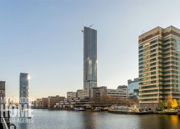 Thumbnail 1 bed property for sale in The Madison, Marsh Wall, Canary Weharf, London
