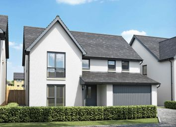 "Thumbnail 4 bed detached house for sale in ""Dalbeattie"" at Maybury Road, Barnton, Edinburgh"