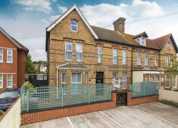 Thumbnail 6 bed semi-detached house for sale in Claremont Road, Folkestone