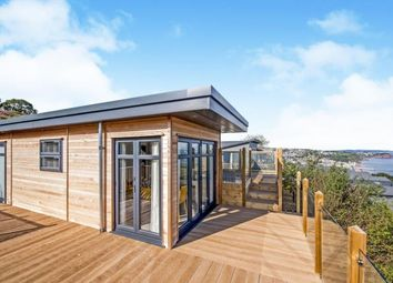 Thumbnail 2 bed mobile/park home for sale in Shaldon, Teignmouth, Devon