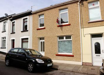 Thumbnail 3 bed terraced house for sale in Ernest Street, Merthyr Tydfil