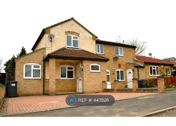 Thumbnail 2 bed end terrace house to rent in Sefton Close, Burton-On-Trent