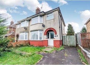 Thumbnail 3 bed semi-detached house for sale in Redbridge, Southampton, Hampshire