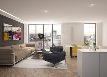Thumbnail 3 bed duplex for sale in North One Development, Northdown Street, Kings Cross, London