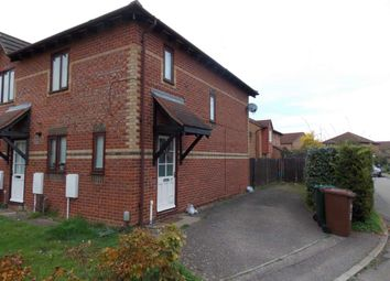 Thumbnail 2 bed end terrace house to rent in Spruce Drive, Bicester, Oxfordshire