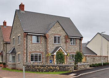 "Thumbnail 4 bed property for sale in ""The Walberswick"" at Wand Road, Wells"