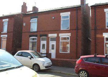 Thumbnail 2 bed terraced house to rent in Llanfair Road, Stockport