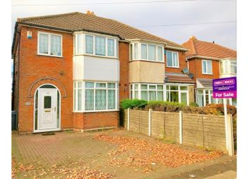 3 bed semi-detached house for sale in Chaffcombe Road, Sheldon, Birmingham B26