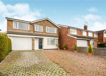 Thumbnail 4 bed detached house for sale in Oriel Drive, Syston, Leicester, Leicestershire