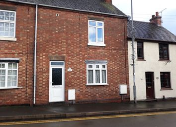2 bed terraced house for sale in High Street, Ibstock LE67