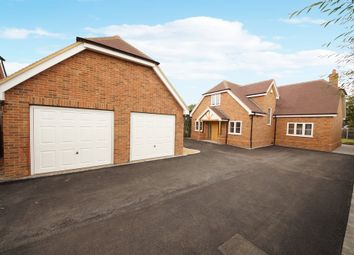 Thumbnail 4 bed detached house for sale in Wagon Lane, Hook