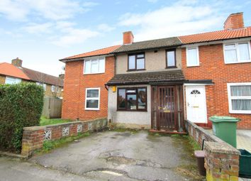 Thumbnail 3 bed terraced house for sale in Sherbourne Crescent, Carshalton