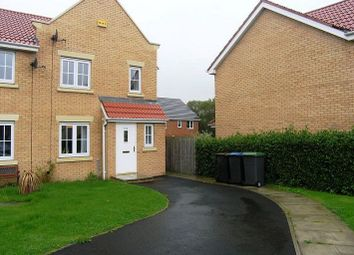 Thumbnail 3 bedroom semi-detached house to rent in Chapel Drive, Consett