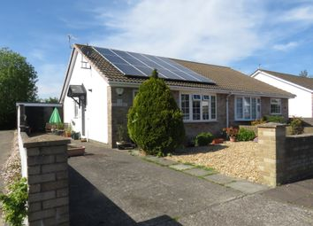 Thumbnail 2 bedroom semi-detached bungalow for sale in Heol Sirhwi, Barry