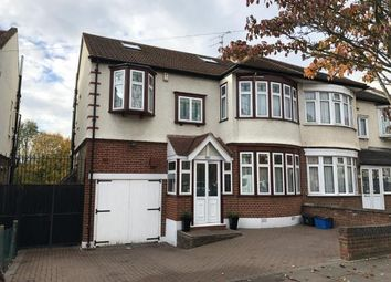 Thumbnail 5 bed semi-detached house for sale in Wanstead Park Road, Cranbrook, Ilford